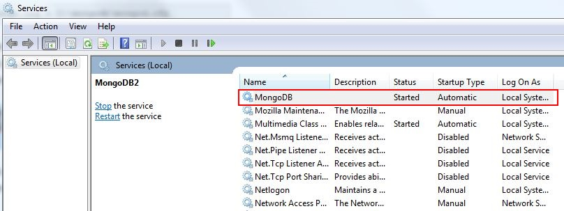 mongod_service