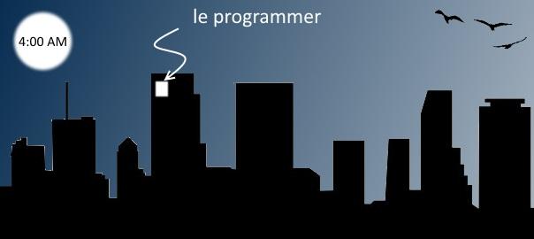 Tại sao lập trình viên làm đêm - 2