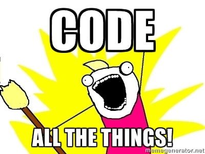 codeAllTheThings