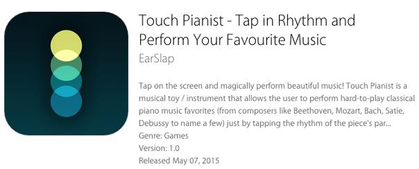 Touch Pianist app is awesome - Nikola Brežnjak blog
