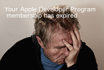 appleDevAccExpired