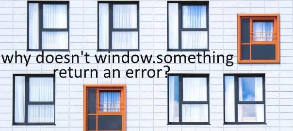 windowError